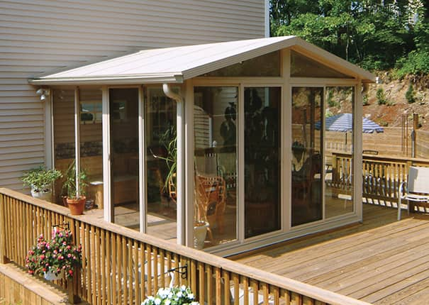 screen porch kits sunroom kit easyroom diy sunrooms patio enclosures 10309